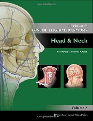 Lippincott Concise Illustrated Anatomy: Head & Neck