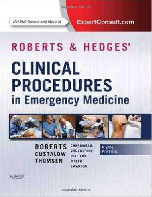 Clinical Procedures in Emergency Medicine-Roberts and Hedges