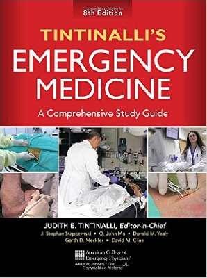 Emergency Medicine: A Comprehensive Study Guide-Tintinalli's