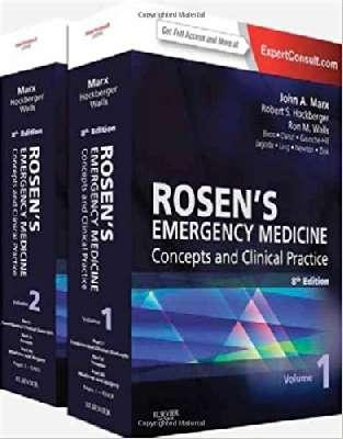 Emergency Medicine-Rosen-4vol