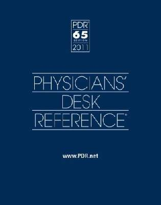 Physicians' Desk Reference 3VOL
