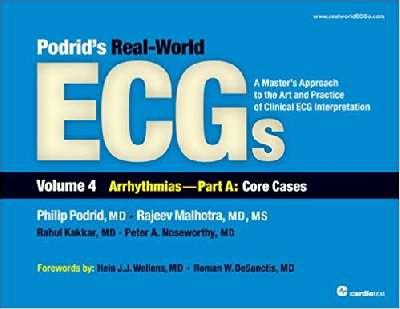 Podrid's Real-World ECGs Volume 4 Arrhythmias (2vol)