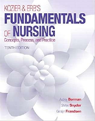 KOZIER & ERB'S  Fundamentals of Nursing 2Vol