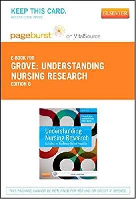 Undrstanding Nursing Research
