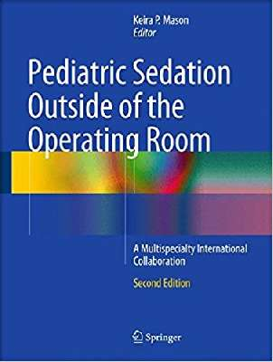 Pediatric Sedation Outside of the Operating