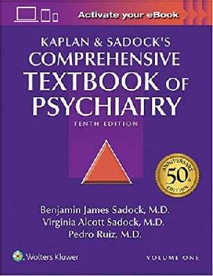 Kaplan and Sadock's Comprehensive Textbook of Psychiatry 4Vol