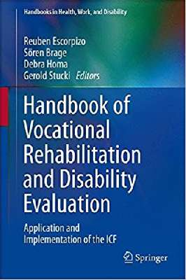 Handbook of Vocational Rehabilitation