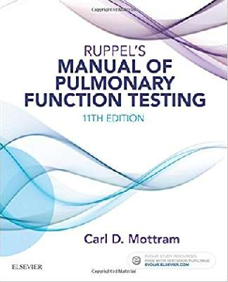 Manual of Pulmonary Function Testing-Ruppel's