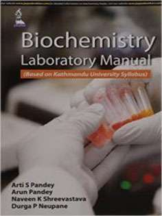 Biochemistry Laboratory Manual