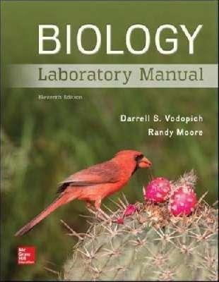 Biology Laboratory Manual Lab Manual