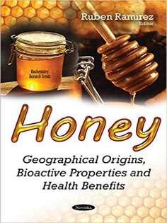 Honey: Geographical Origins, Bioactive Properties and Health Benefits