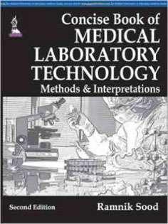 Concise Book of Medical Laboratory Technology Methods & Interpretations