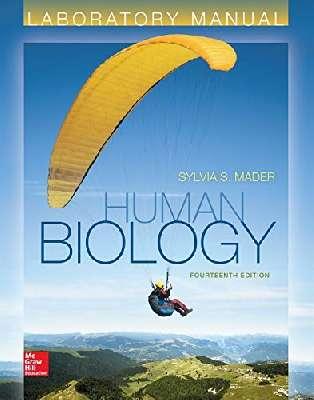 Human Biology -- Laboratory Manual