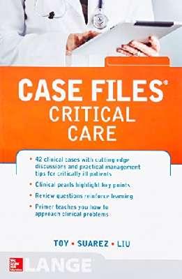 Case Files Critical Care