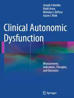 Clinical Autonomic Dysfunction
