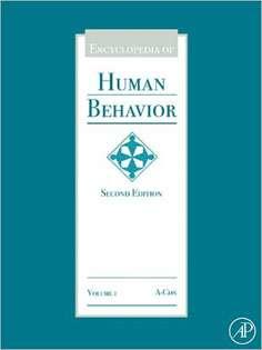 Encyclopedia of Human Behavior