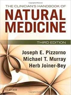 The Clinician's Handbook of Natural Medicine 2016
