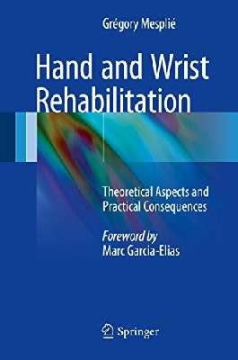 Hand and Wrist Rehabilitation: Theoretical Aspects and Practical Consequences