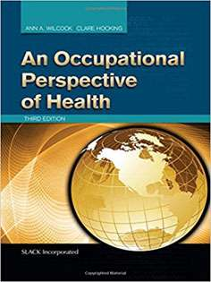 An Occupational Perspective of Health