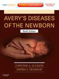 Avery's Diseases of the Newborn 2 Vol (black and white