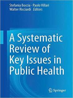 A Systematic Review of Key Issues in Public Healt