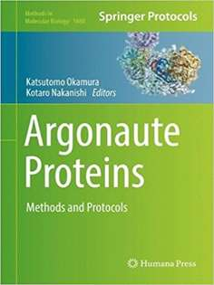 Argonaute Proteins: Methods and Protocols