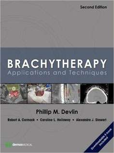 Brachytherapy : Applications and Techniques