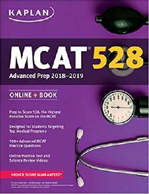 MCAT 528 Advanced Prep 2018-2019