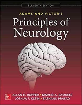 Adams and Victor`s Principles of Neurology -2Vol